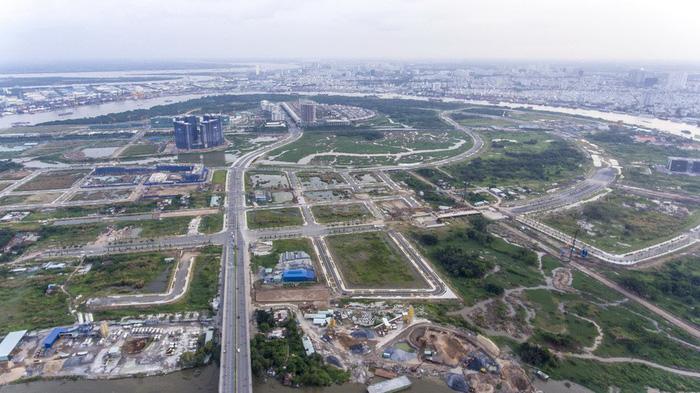 Xử lý khiếu nại, tố cáo của người dân về dự án Khu đô thị mới Thủ Thiêm