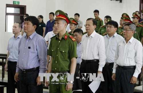 Phúc thẩm vụ án tại PVC: Bị cáo Trịnh Xuân Thanh rút đơn kháng cáo  