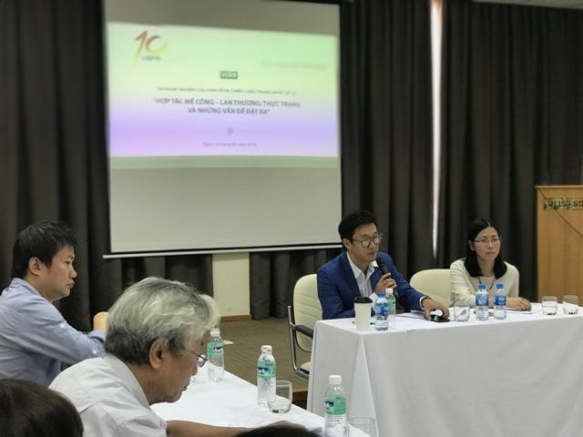 Việt Nam cần chủ động về mặt chiến lược trong hợp tác Mê Công – Lan Thương