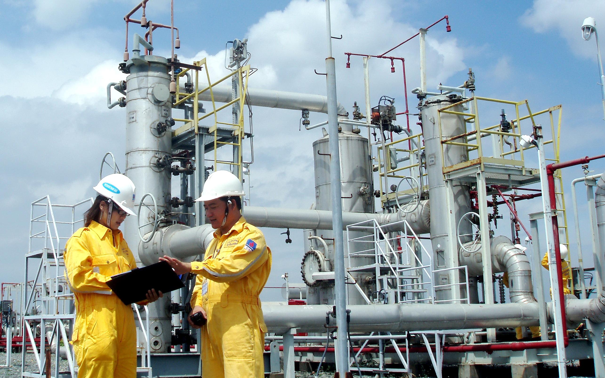 Công ty Vận chuyển khí Đông Nam Bộ - điểm sáng trong công tác an toàn vệ sinh lao động