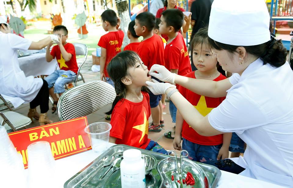 Tỷ lệ trẻ em suy dinh dưỡng thấp còi ở Việt Nam vẫn ở mức cao