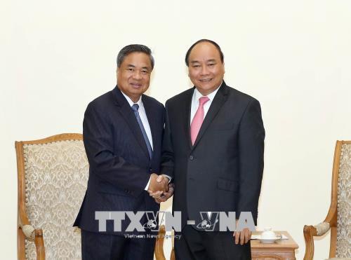 Việt Nam sẵn sàng giúp đỡ Lào hết sức trong khả năng