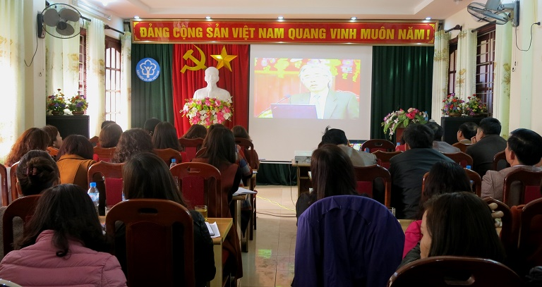 """BHXH Bắc Kạn triển khai chuyên đề """"Học tập và làm theo tư tưởng, đạo đức, phong cách Hồ Chí Minh"""""""