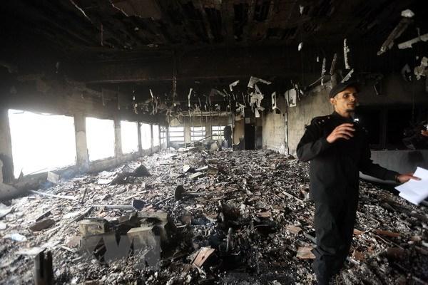 Libya: Hàng chục người thương vong trong các cuộc giao tranh ở miền Nam