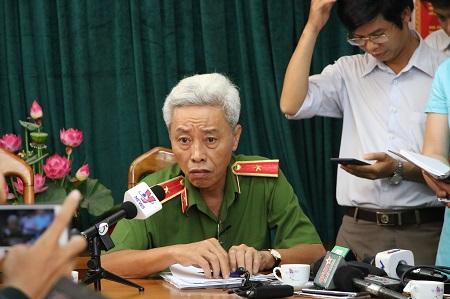 """Vụ trộm xe SH đâm chết hai """"hiệp sĩ"""" tại TP.Hồ Chí Minh: Đã bắt 2 đối tượng"""