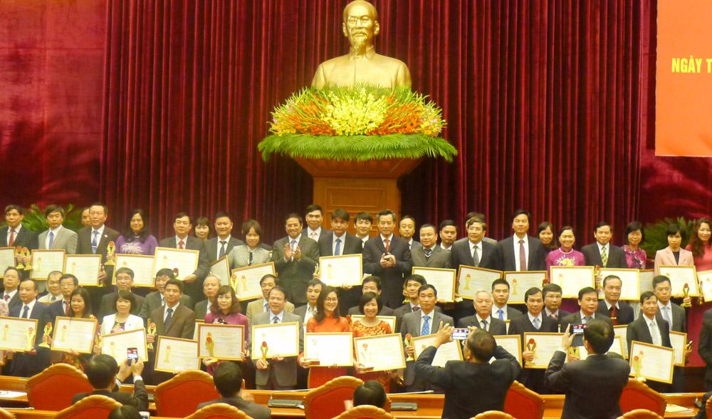 Đảng bộ Khối các cơ quan Trung ương: Chuyển biến mạnh mẽ về nhận thức và hành động