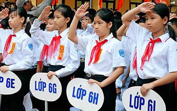 Bộ Giáo dục và Đào tạo đề nghị TP Hà Nội thực hiện đúng chủ trương về tuyển sinh đầu cấp