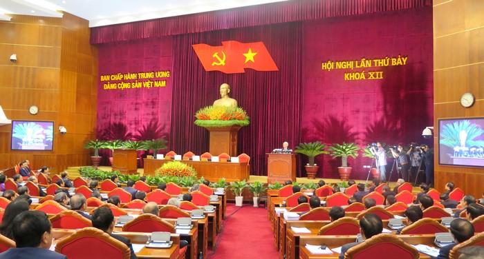 Nêu cao tinh thần trách nhiệm, thực hiện tốt các nghị quyết Hội nghị TW 7