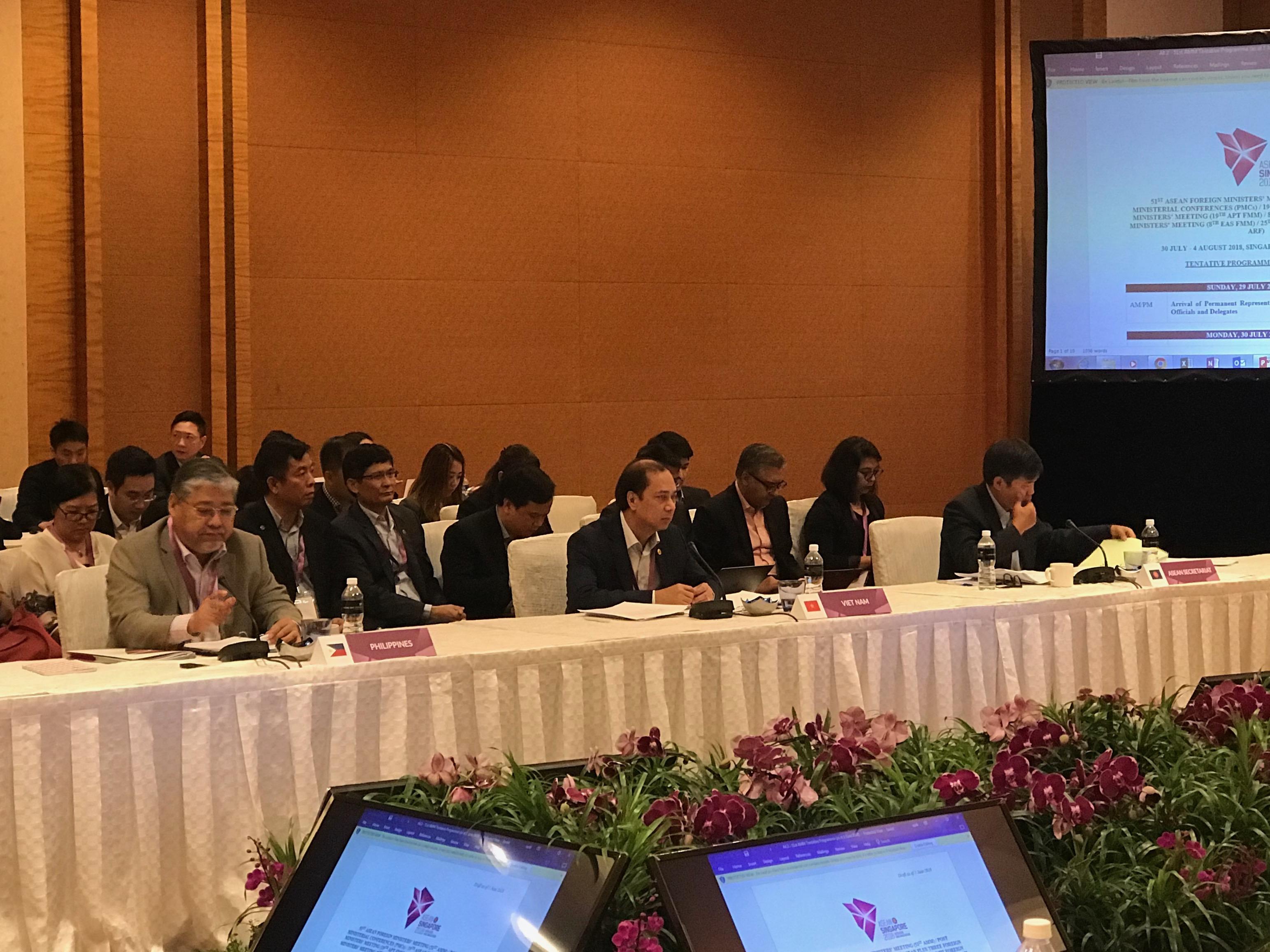 Tăng cường quan hệ hợp tác và đối tác chiến lược ASEAN - Trung Quốc