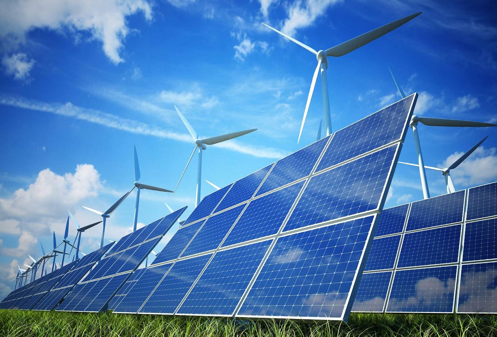 Hỗ trợ phát triển năng lượng tái tạo