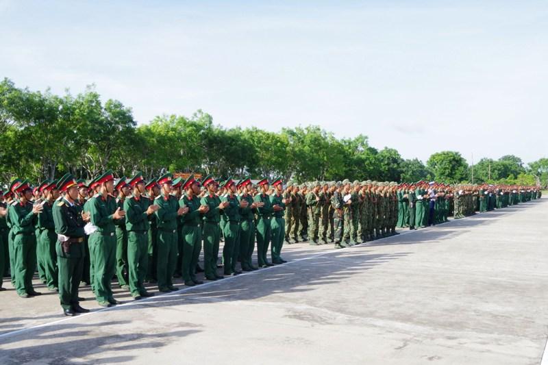 Quân khu 9: Khai giảng lớp hạ sỹ quan chỉ huy và nhân viên chuyên môn kỹ thuật  