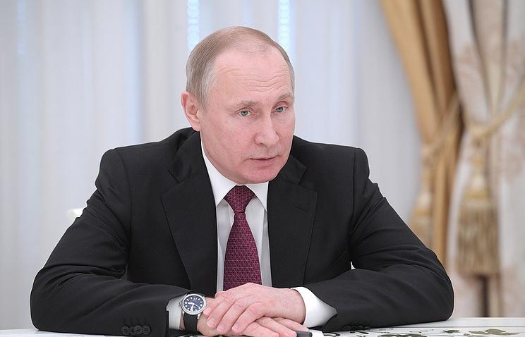 Tổng thống V.Putin mời nhà lãnh đạo Triều Tiên thăm Nga