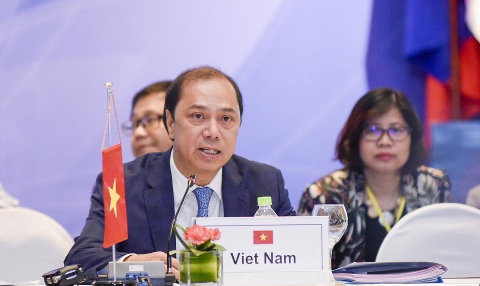 Việt Nam tham dự Diễn đàn ASEAN - Nhật Bản lần thứ 33