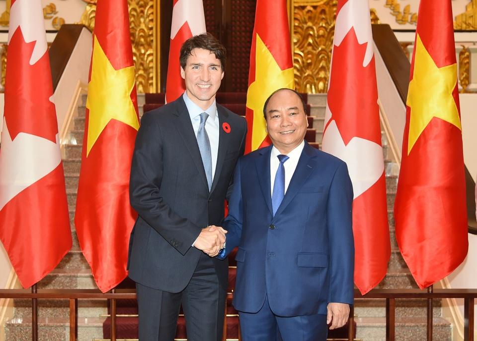 Đưa quan hệ Việt Nam - Canada phát triển ngày càng thực chất và hiệu quả