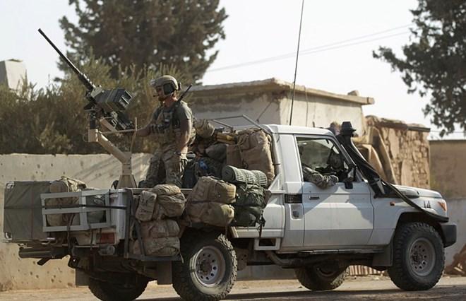 Mỹ và Thổ Nhĩ Kỳ triển khai tuần tra tại miền Bắc Syria