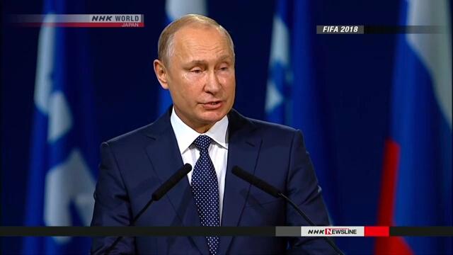 Nga đã sẵn sàng cho World Cup 2018
