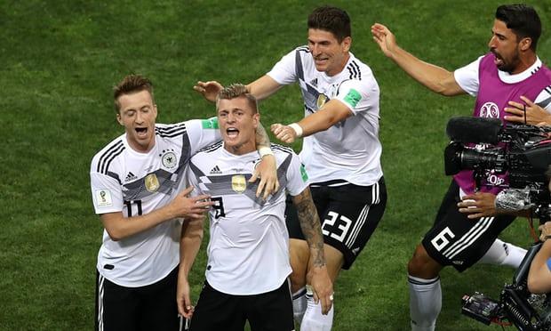 Thoát hiểm phút 95, Đức trở về từ
