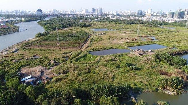 Thành phố Hồ Chí Minh: Kỷ luật hàng loạt lãnh đạo Công ty Tân Thuận
