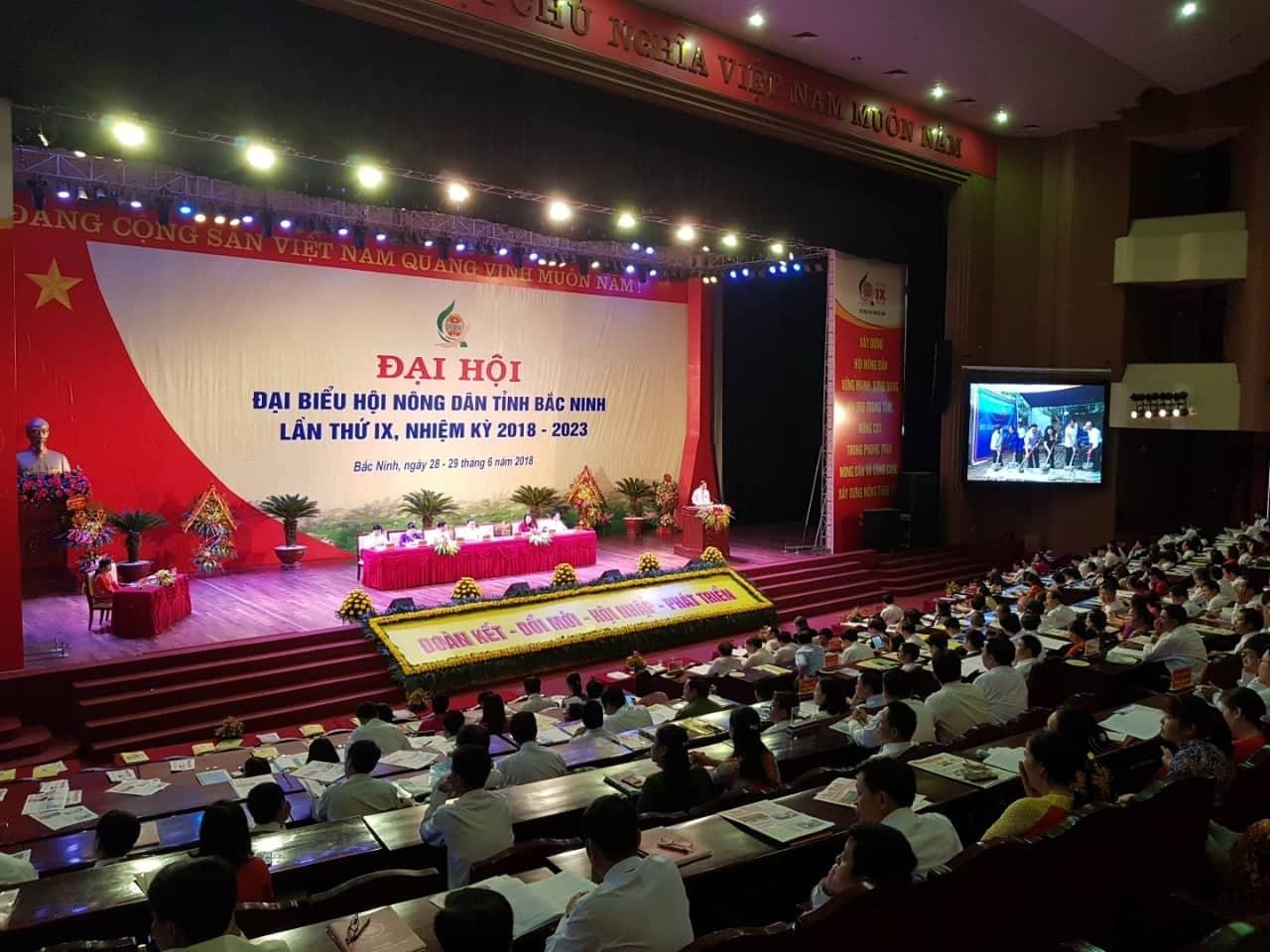 Nông dân Bắc Ninh: Đoàn kết – Hội nhập – Phát triển