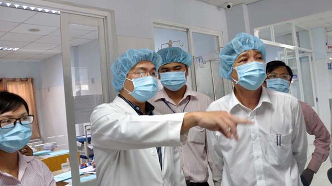 TP. Hồ Chí Minh: Chùm ca bệnh cúm A/H1N1 tại Bệnh viện Chợ Rẫy đã được điều trị ổn định