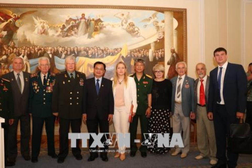 Triển lãm ảnh về Việt Nam tại Ukraine