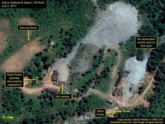 Hàn Quốc và Nga chia sẻ mục đích chung về phi hạt nhân hóa