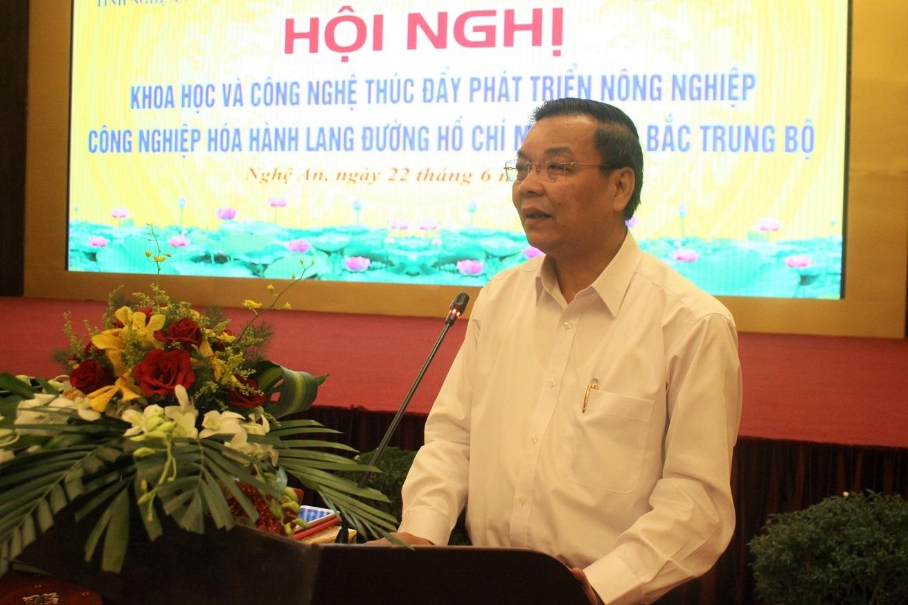 Thúc đẩy phát triển nông nghiệp công nghiệp hóa hành lang đường Hồ Chí Minh vùng Bắc Trung Bộ