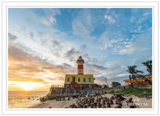 Sẽ phát hành bộ tem chuyên về biển, đảo Việt Nam