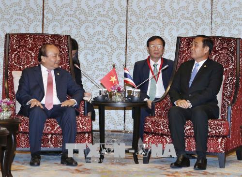 Việt Nam – Thái Lan thúc đẩy triển khai các cơ chế hợp tác quan trọng