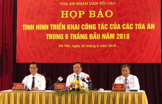 Chánh án Nguyễn Hòa Bình: Quyết định trả hồ sơ vụ bác sĩ Hoàng Công Lương là đúng!