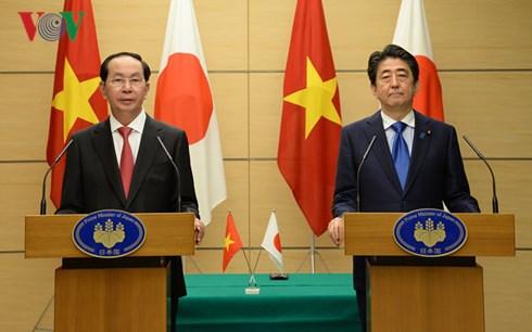 Tăng cường hợp tác năng lượng Việt Nam - Nhật Bản