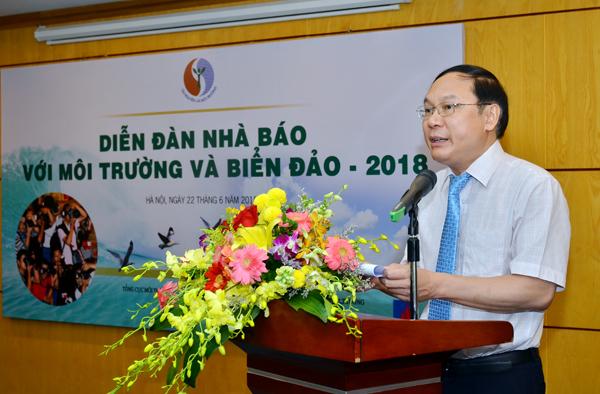 Đẩy mạnh tuyên truyền để người dân và doanh nghiệp thực hiện tốt bảo vệ môi trường