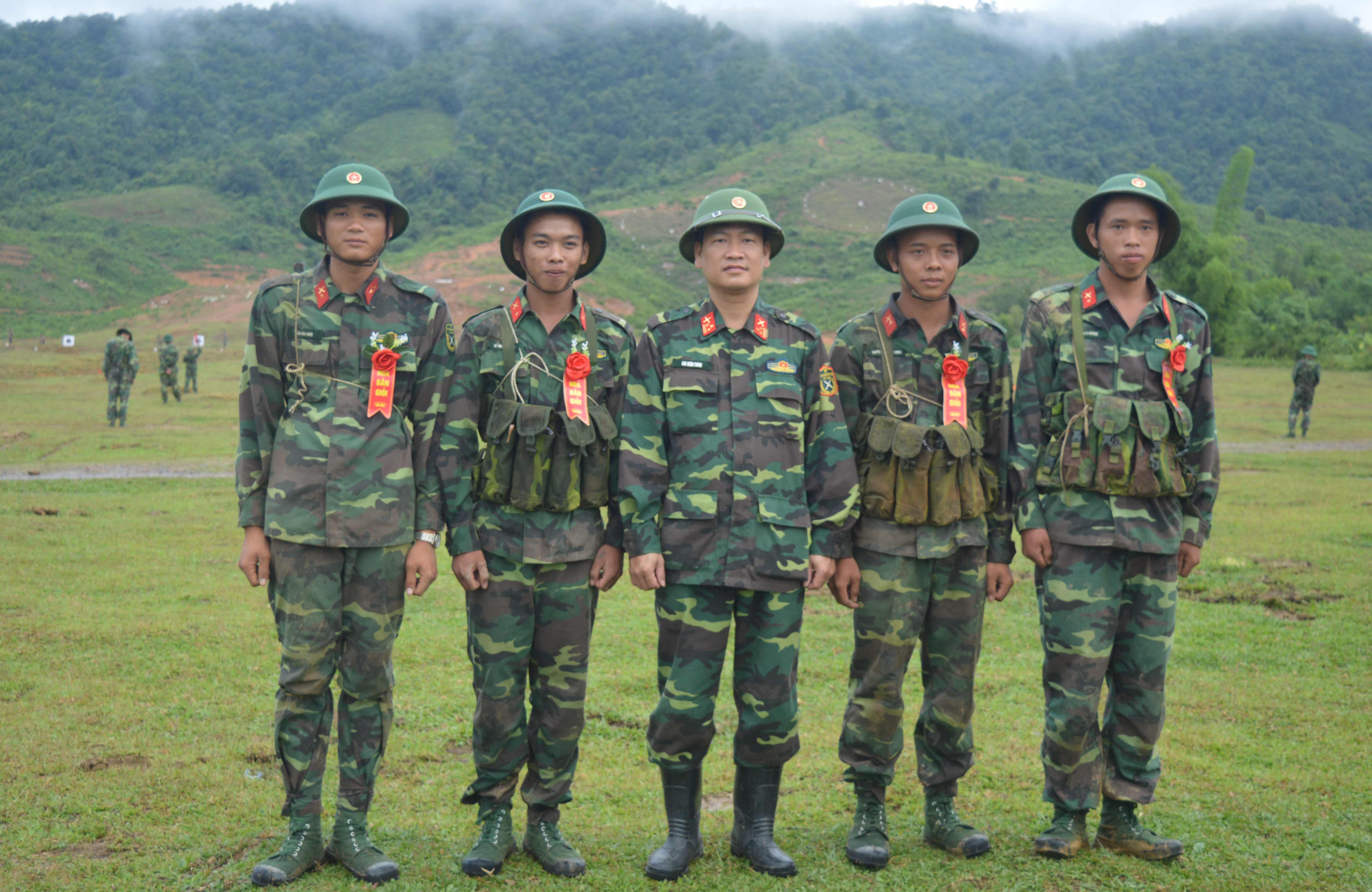 Nâng cao chất lượng huấn luyện chiến sĩ mới ở đơn vị anh hùng