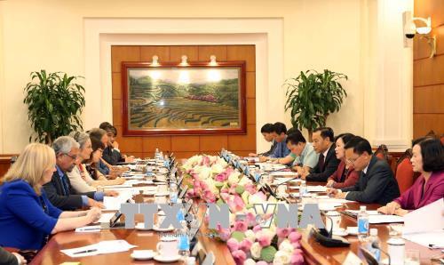 Việt Nam nỗ lực trong thực hiện các mục tiêu bình đẳng giới