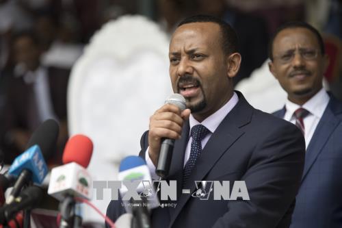 Nổ gây hoảng loạn trong một cuộc mít tinh ủng hộ tân thủ tướng ở Ethiopia  