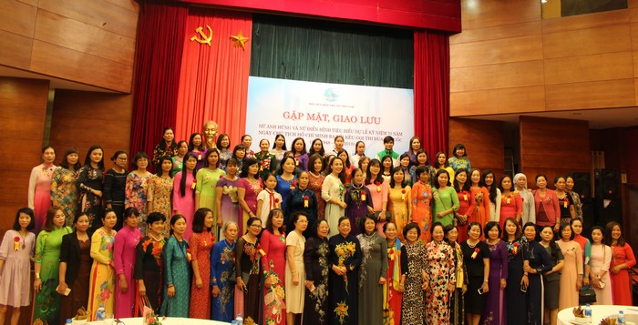 Hội Liên hiệp phụ nữ Việt Nam học và làm theo Bác thiết thực, hiệu quả  