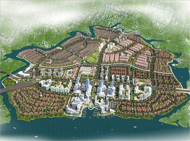 Yêu cầu trả lời công khai về Dự án khu đô thị kinh tế mở Long Hưng