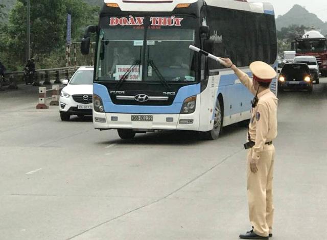 Công an tỉnh Thanh Hóa đẩy mạnh các biện pháp tuyên truyền nhằm giảm thiểu tai nạn giao thông