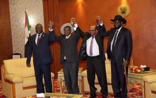 Tổng thống Nam Sudan đối thoại trực tiếp với thủ lĩnh phe nổi dậy