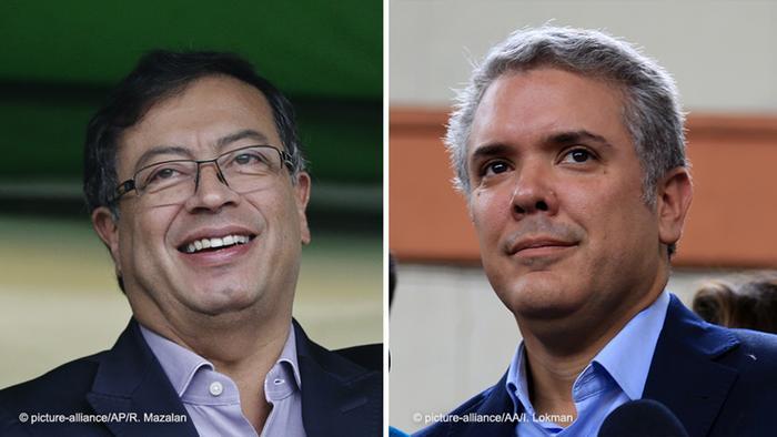 Bầu cử tổng thống vòng 2 tại Colombia