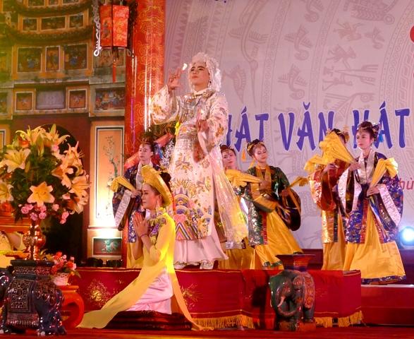 Festival mùa thu 2018: Giọng hát mang âm điệu dân ca Việt Nam
