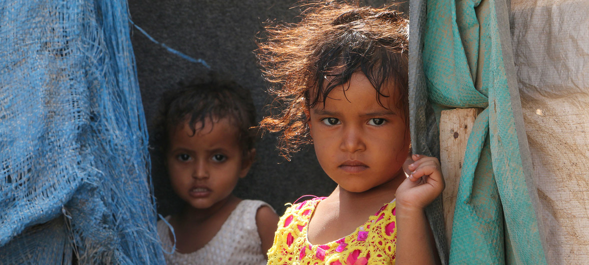 Hơn 10.000 trẻ em thiệt mạng hoặc bị thương tật vì xung đột trong năm 2017