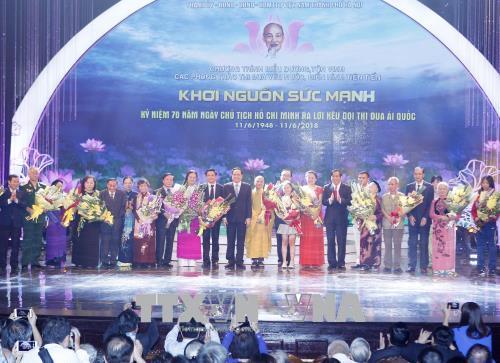 Hà Nội - nơi khởi phát, lan tỏa nhiều phong trào thi đua yêu nước