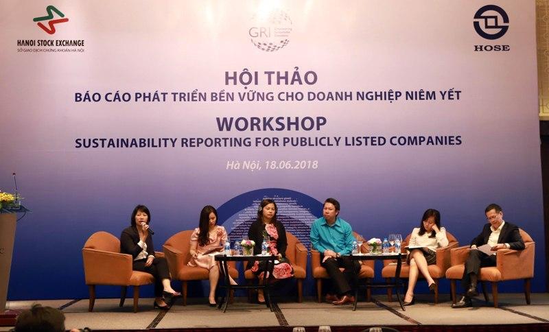 Hướng tới phát triển bền vững cho doanh nghiệp niêm yết tại Việt Nam