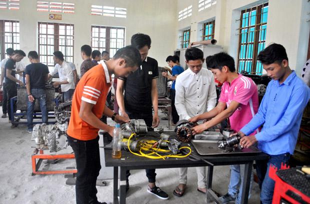 Hà Giang: Tập trung đầu tư cho đào tạo nghề và phát triển nguồn nhân lực  
