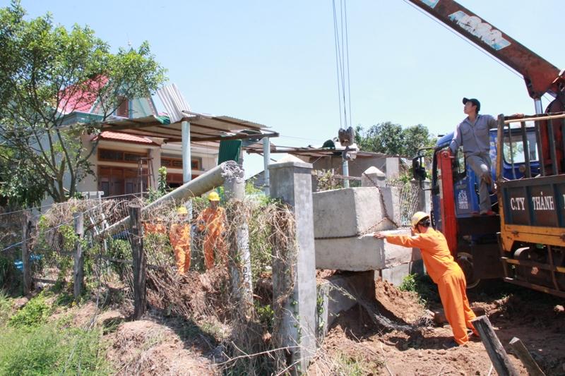 Đắk Lắk: Đảm bảo an toàn hệ thống lưới điện trong mùa mưa