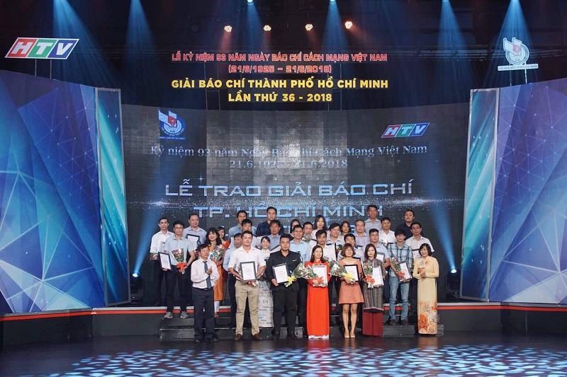 66 tác phẩm xuất sắc đoạt giải Báo chí TP.Hồ Chí Minh lần thứ 36