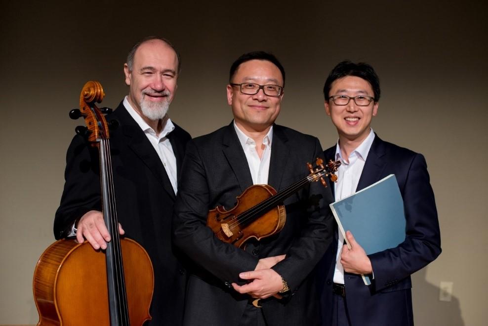 Hòa nhạc Giao lưu & lớp Master Class với Đoàn Giáo sư Đại học Lee (USA)