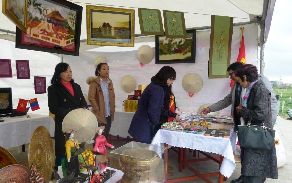 Quảng bá tiềm năng du lịch Việt Nam tại Mông Cổ