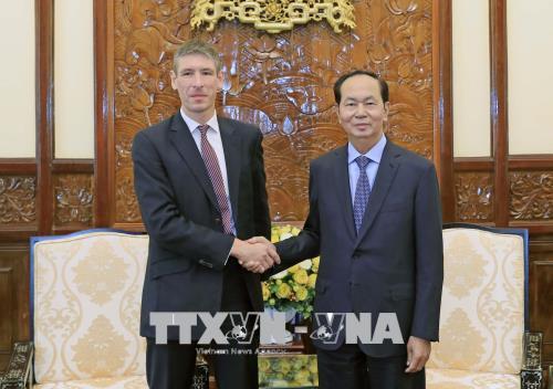 Thúc đẩy hợp tác song phương Việt Nam - Vương quốc Anh